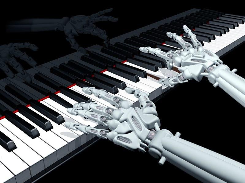 Czy sztuczna inteligencja będzie zdolna do komponowania muzyki? /123RF/PICSEL