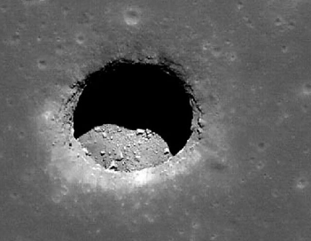 Czy ta jaskinia powstała w wyniku aktywności wulkanicznej? /materiały prasowe