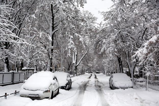 Czy ta zima nigdy się nie skończy? /PAP