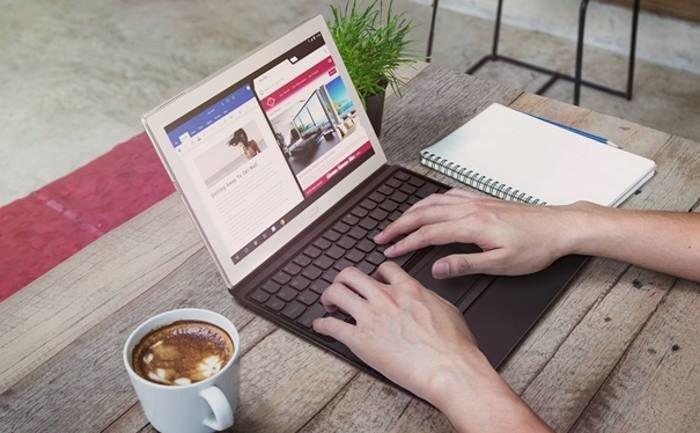 Czy tablet może zastąpić notebooka? /materiały prasowe