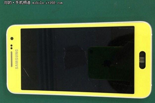 Czy tak będzie wyglądał Galaxy S6? Fot. IT168/Phone Arena /materiały prasowe