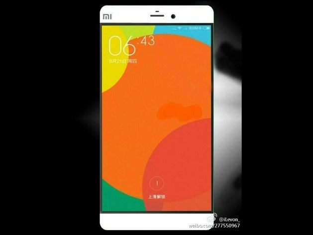 Czy tak będzie wyglądał Xiaomi Mi 5? Źródło: weibo /Komórkomania.pl