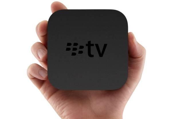 Czy  tak będzie wyglądała Apple TV w wersji od RIM?   fot. n4bb.com /Gadżetomania.pl