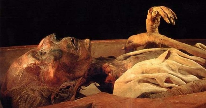 Czy tak mogła wyglądać mumia znaleziona w forcie Twierdzy Przemyśl? /Getty Images