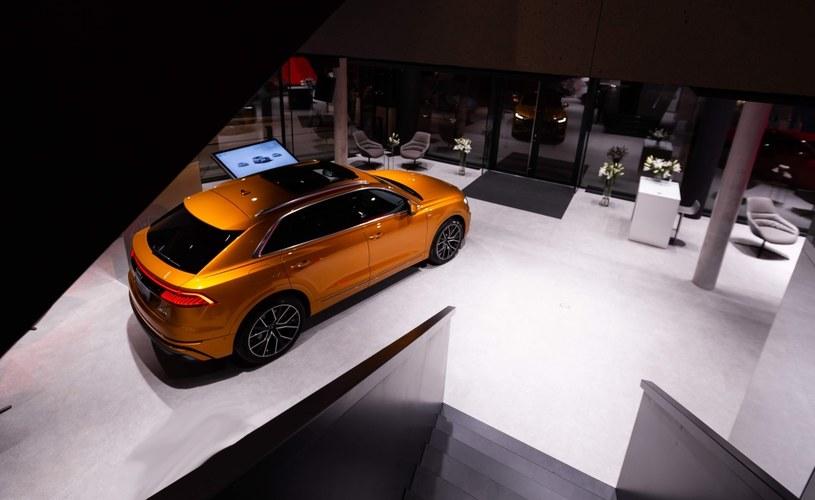 Czy tak w przyszłości będzie wyglądał proces sprzedaży samochodów? /materiały prasowe