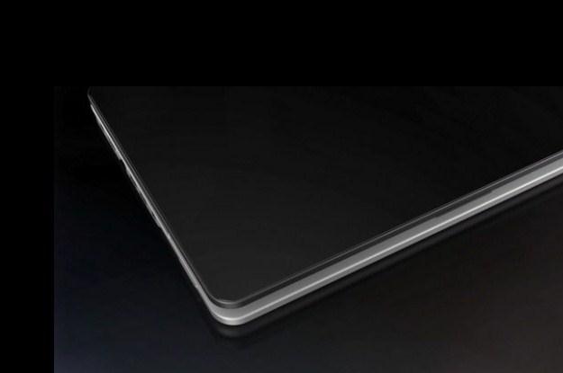 Czy tak właśnie wygląda nowy ultrabook od HP? /materiały prasowe