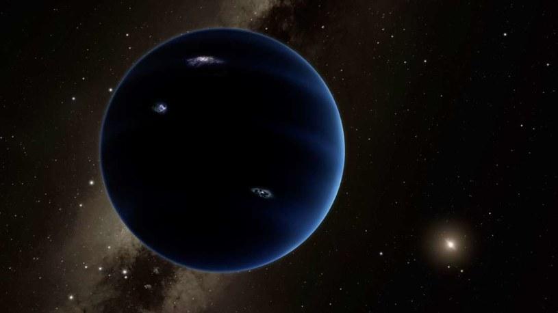 Czy tak wygląda Dziewiąta Planeta? /materiały prasowe