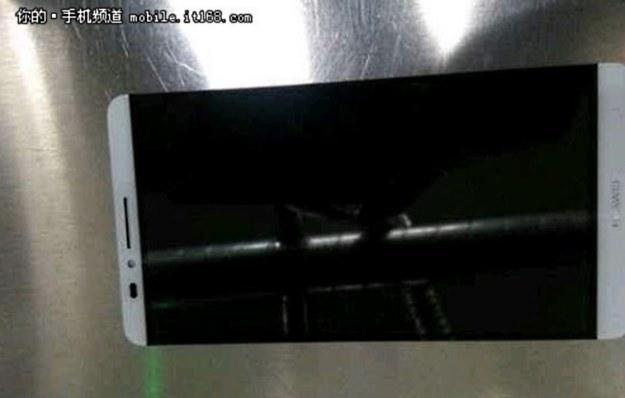 Czy tak wygląda Huawei Ascend Mate 3? /android.com.pl