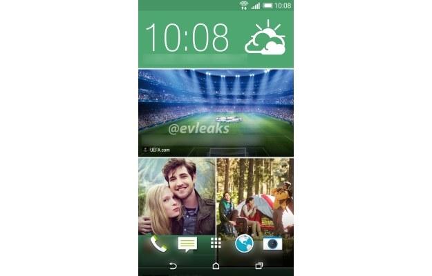 Czy tak wygląda interfejs HTC Sense 6.0? Fot. @evleaks /materiały prasowe