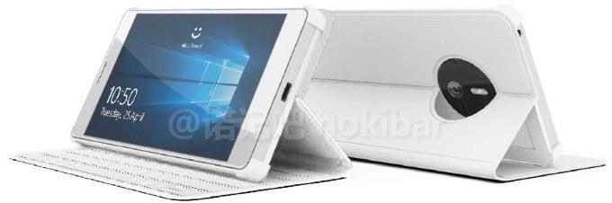 Czy tak wygląda Microsoft Surface Phone? /fot. phonearena /materiały prasowe