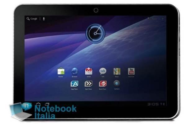 Czy tak wygląda nowy tablet Toshiby? /tabletowo.pl