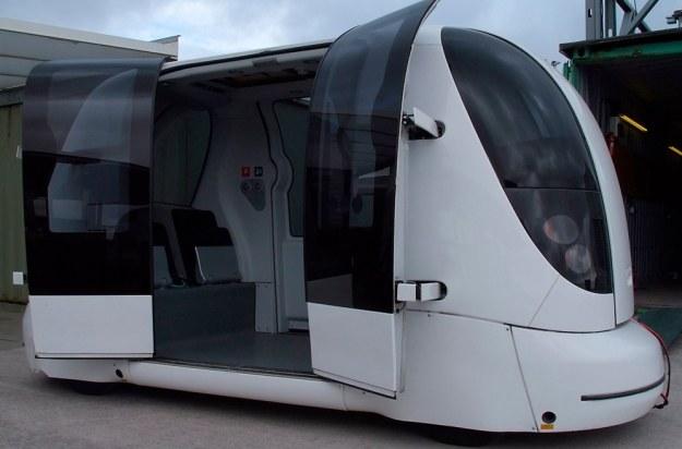 Czy tak wygląda transport miejski przyszłości?  Fot. Podcars /materiały prasowe