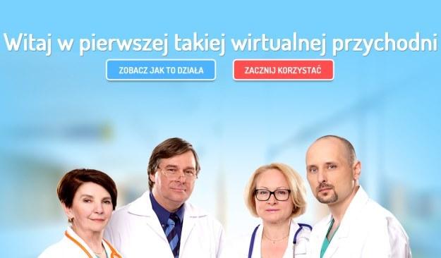 Czy taka forma konsultacji z lekarzem stanie się popularna? /Internet