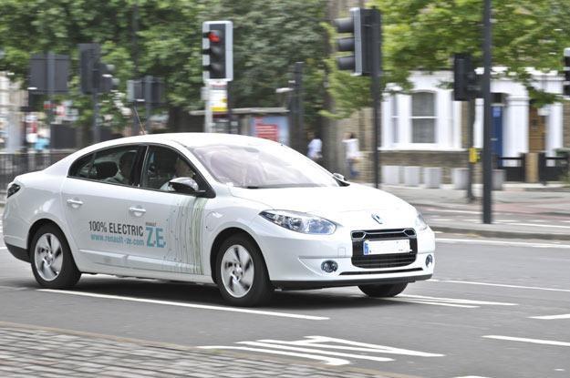 Czy take auta bedą jeździć u nas z zielonymi rejestracjami? /