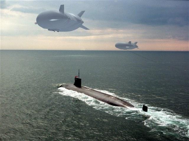 Czy takie statek można wykorzystać nie tylko do celów wojskowych? /materiały prasowe