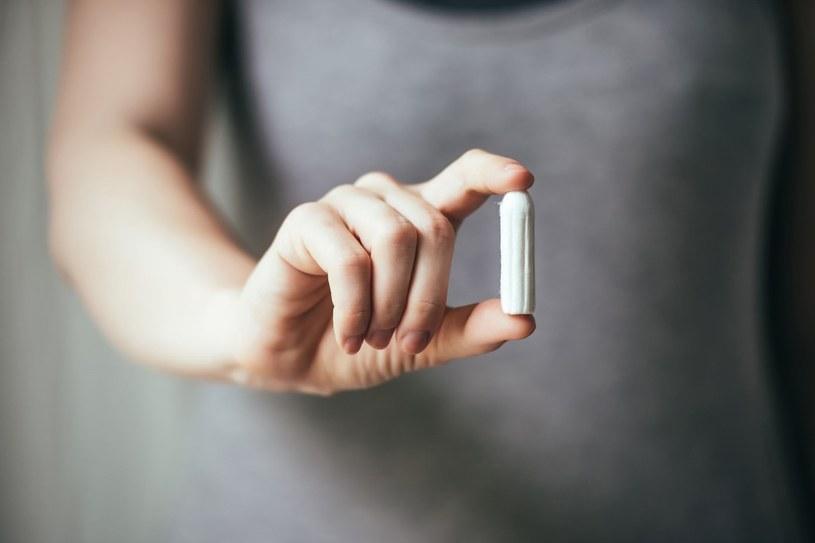 Czy tampony mogą być niebezpieczne dla zdrowia? /materiały promocyjne