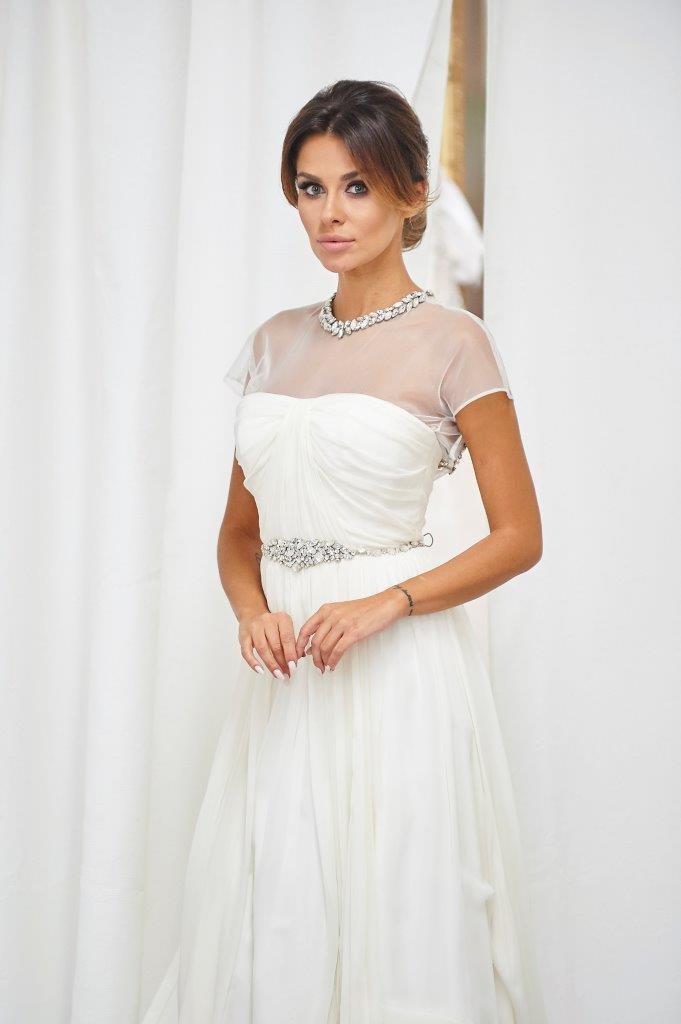 Czy to była suknia, która najbardziej spodobała się Natalii Siwiec? /materiały programowe