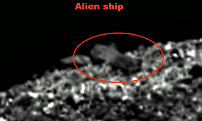 Czy to faktycznie jest statek kosmiczny? /materiały prasowe