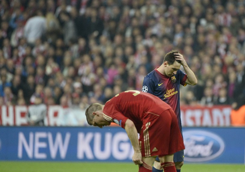 Czy to koniec dominacji Messiego w walce o Złotą Piłkę? /AFP