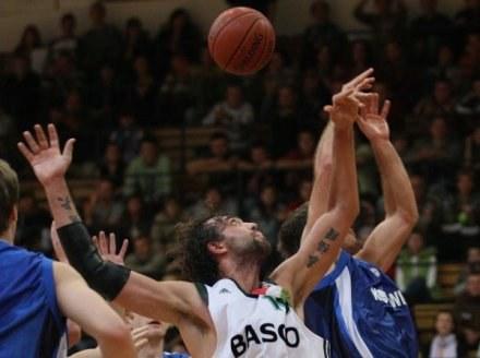 Czy to koniec koszykówki we Wrocławiu? / fot. Marcin Stefański /Agencja Przegląd Sportowy