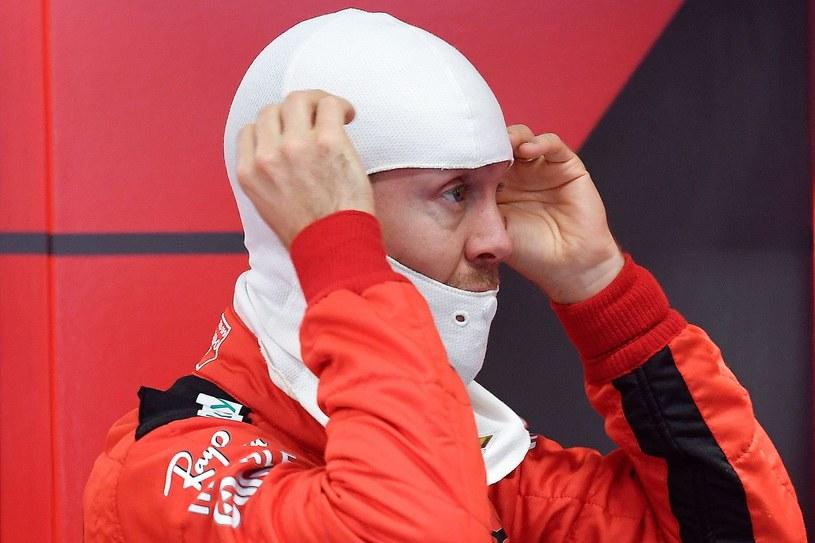 Czy to koniec Sebastiana Vettela w Ferrari? /AFP