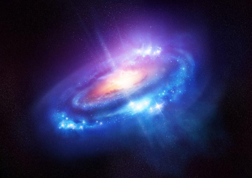 Czy to możliwe, że czarne dziury emitują neutrina? /123RF/PICSEL