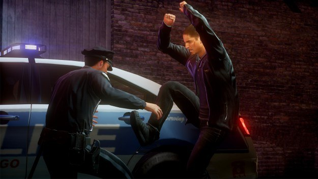 Czy to nadal Need for Speed, czy może już Grand Theft Auto? /Informacja prasowa