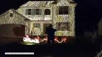 Czy to najpiękniej udekorowany dom na święta?