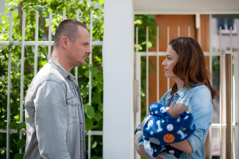 Czy to ostatnie wspólne chwile Maksa i Alicji? /x-news/Piotr Litwic /TVN