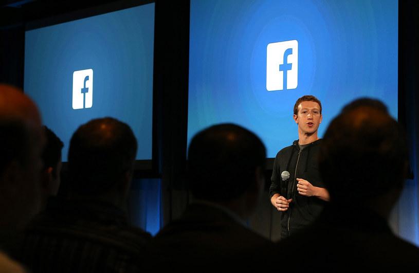 Czy to początek końca Facebooka? /AFP