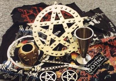 Czy to symbole satanistyczne? - fot. Paweł Łacheta /Agencja SE/East News