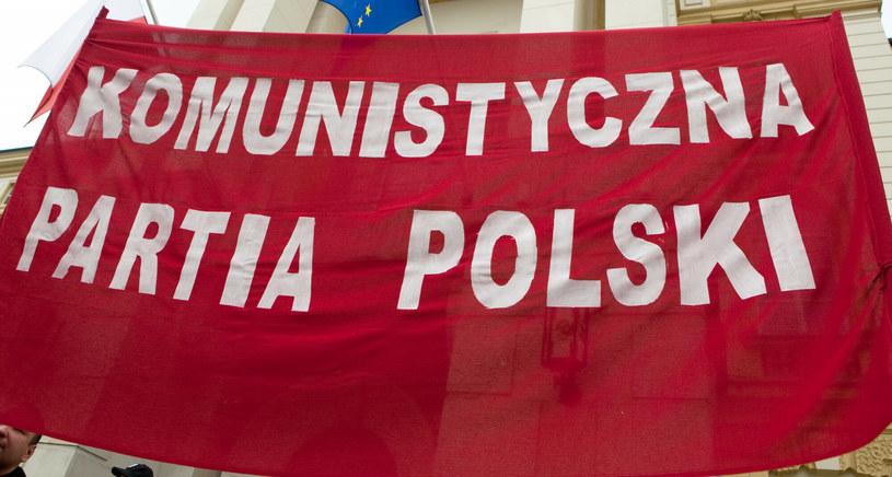 Czy Trybunał Konstytucyjny zdelegalizuje Komunistyczną Partię Polski? /KAROL SEREWIS /East News