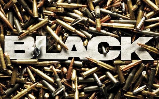Czy twórca kutlwej gry Black wystarczy aby nadchodzące tytuły osiągneły sukces na rynku? /Informacja prasowa