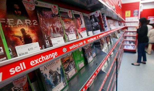 Czy tworzenie gier idealnych zmniejszy sprzedaż używanych gier? /AFP
