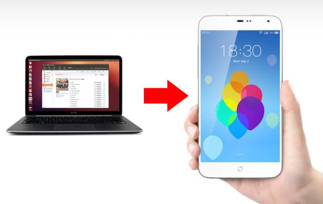 Czy Ubuntu ma szansę podbić rynek smartfonów /materiały prasowe