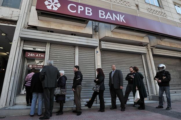 Czy uda się przywrócić zaufanie do banków? /AFP
