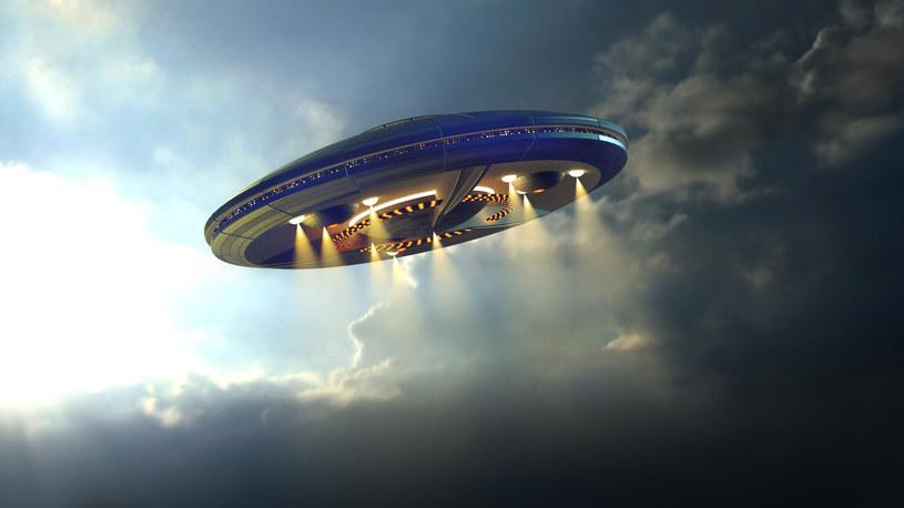 Czy UFO to statki kosmiczne? /123RF/PICSEL