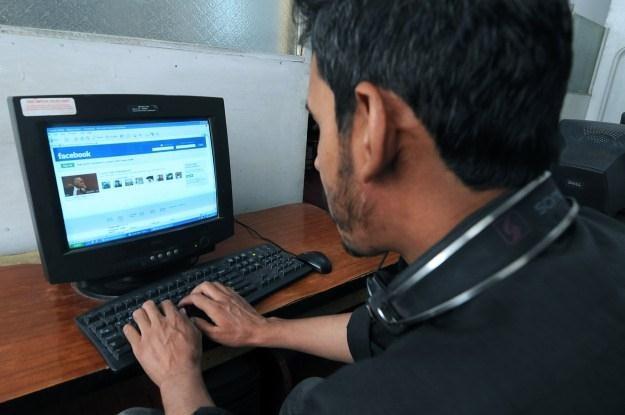 Czy ujawnienie przestępców seksualnych uczyni Facebooka bezpieczniejszym? /AFP