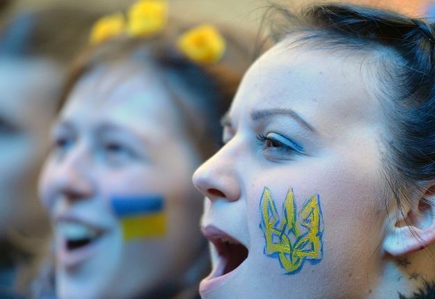 Czy Ukraińców zastąpią Białorusini? /AFP