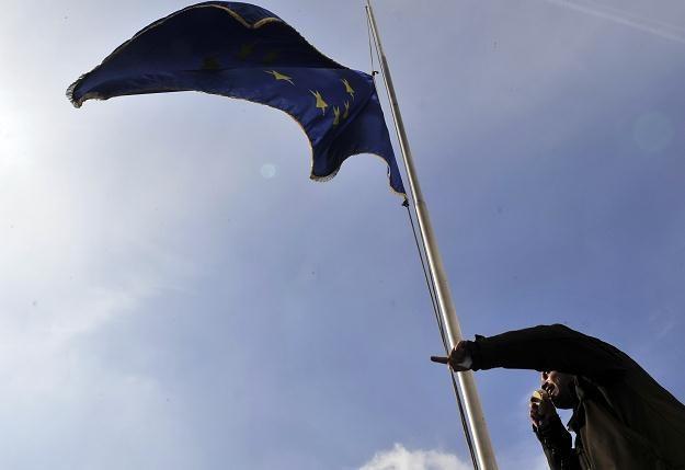 Czy Unia chyli się ku upadkowi? /AFP