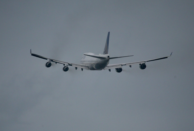 Czy United Airlines padło ofiarą ataku hakerskiego? /AFP