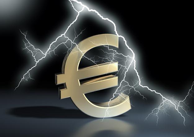 Czy upadek wspólnej waluty jest tylko kwestią czasu? /© Panthermedia