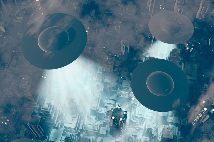 Czy USA są w posiadaniu statków kosmicznych uzyskanych od przedstawicieli obcej rasy? /123RF/PICSEL