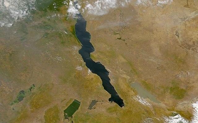 Czy w Afryce powstaje nowy ocean? /NASA