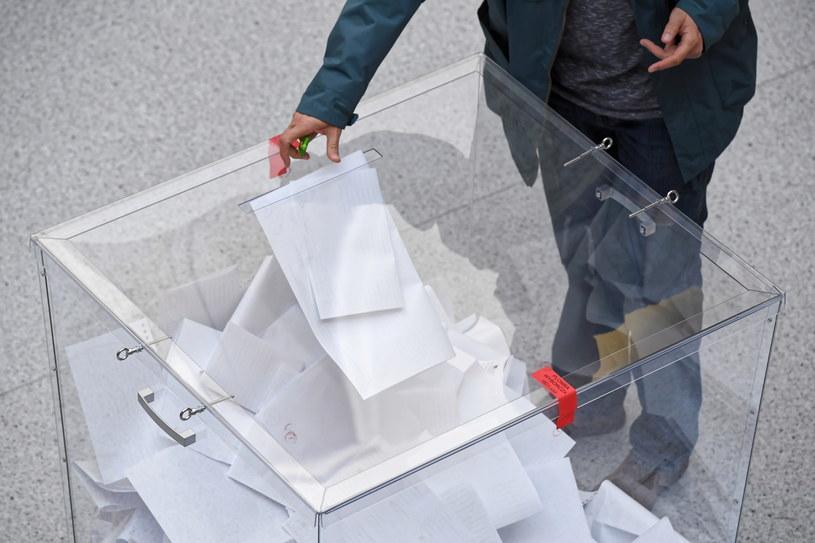 Czy w Aleksandrowie Łódzkim doszło do oszustwa wyborczego? /Wojciech Pacewicz /PAP