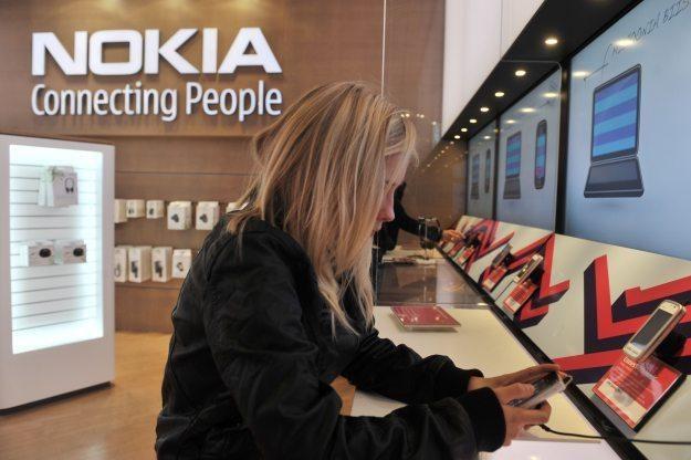 Czy w ofercie Nokii pojawią się także tablety? /AFP