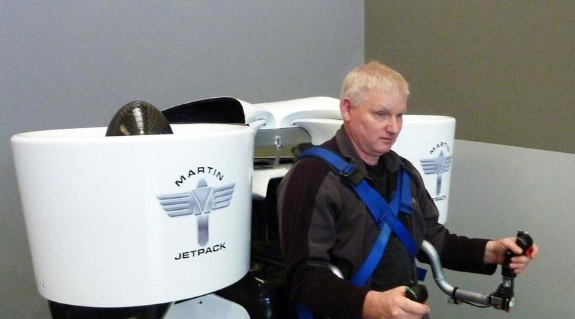 Czy w przyszłości każdy będzie miał swój jetpack? /AFP