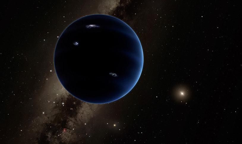 Czy w Układzie Słonecznym istnieje jeszcze jedna planeta? /materiały prasowe
