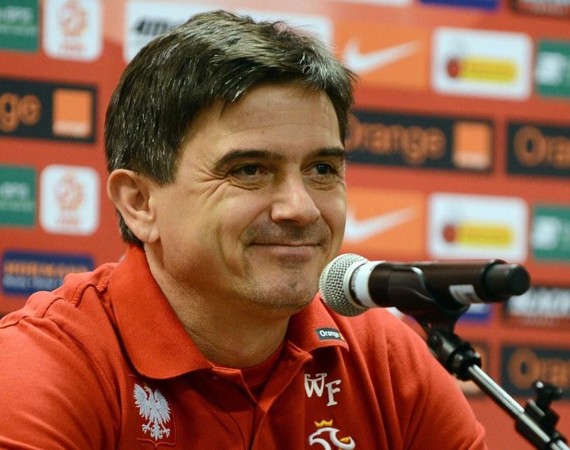 Czy Waldemar Fornalik znów będzie odnosił sukcesy z Ruchem Chorzów? /AFP