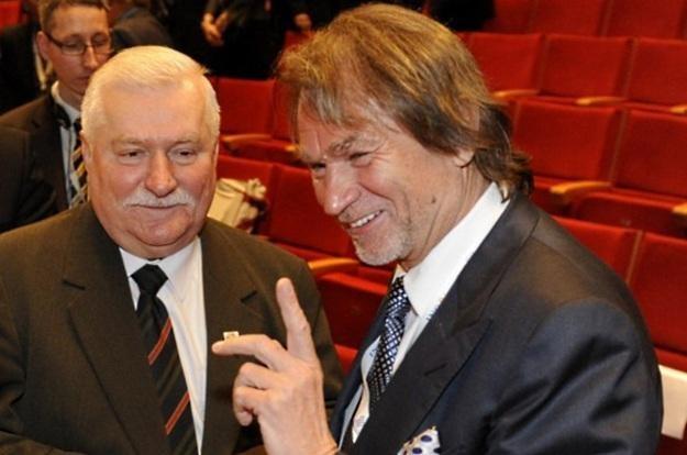 Czy Wałęsa chce wesprzeć starania Kulczyka?, fot. Michał Szalast /Agencja SE/East News